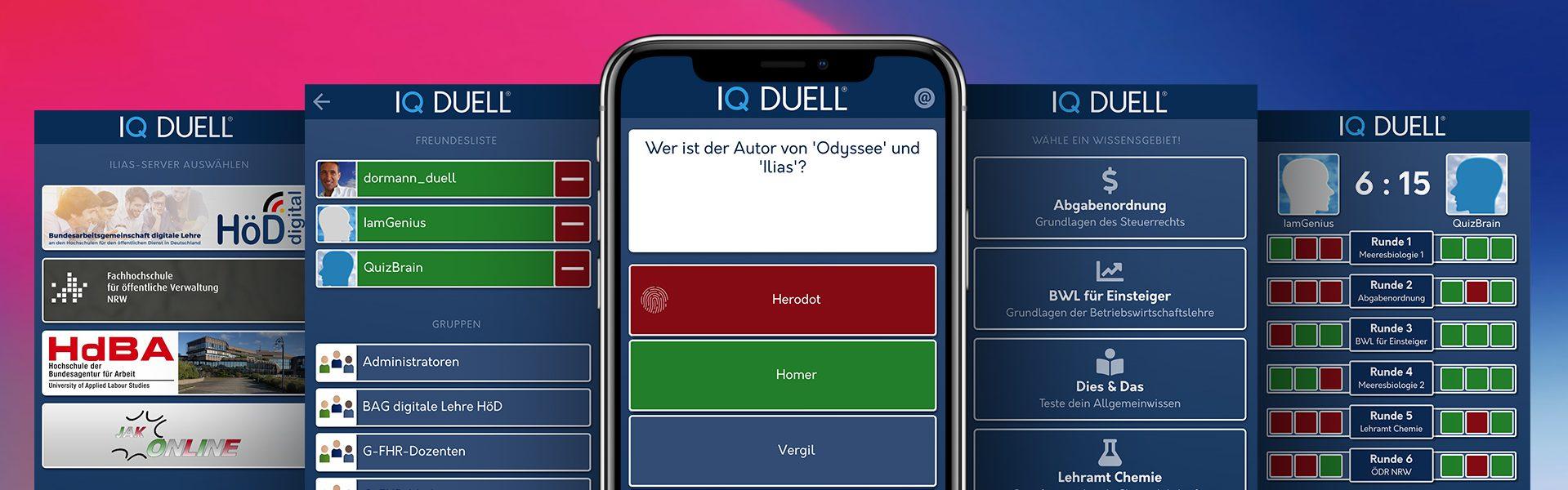 IQ-DUELL